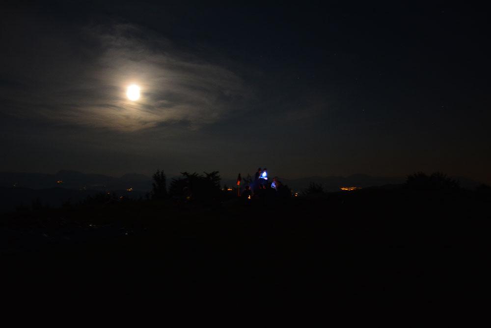 Notte in attesa dell'alba