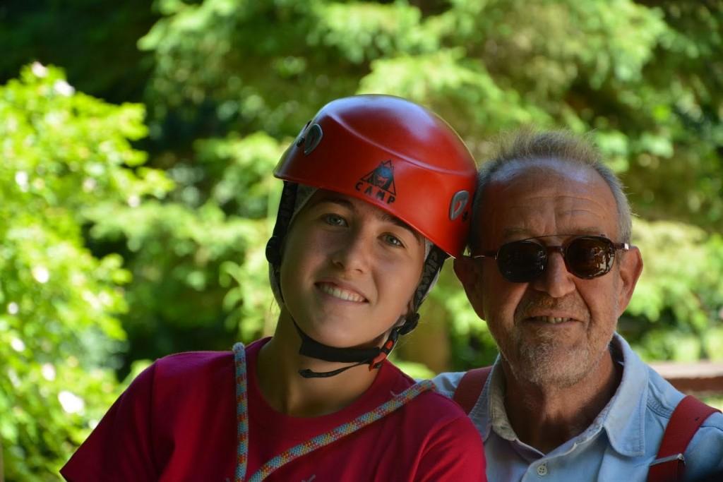 Mauro e Irene al Fagus Park