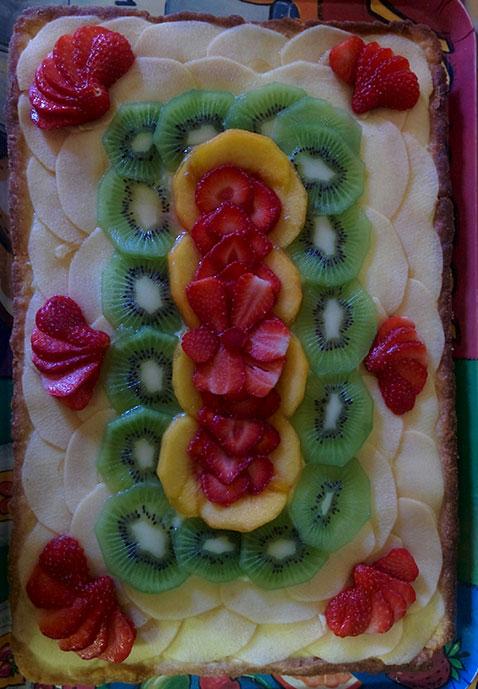 torta Fienile di Orazio
